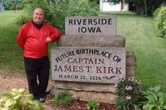 Riverside Iowa - Kirk